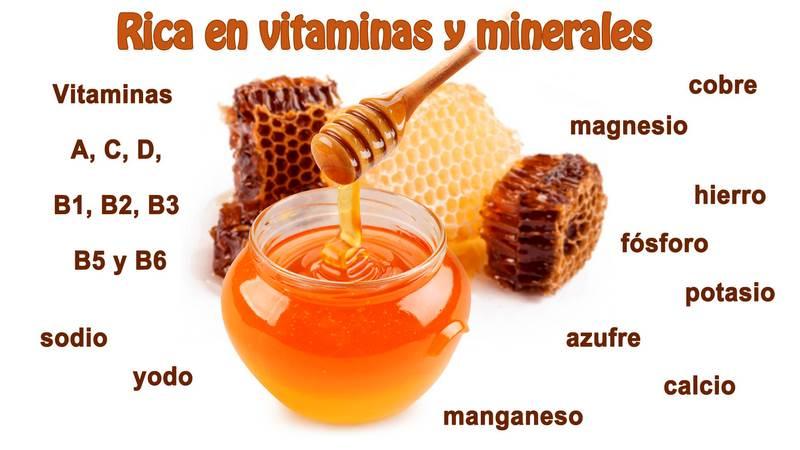 Miel de abeja beneficios medicinales